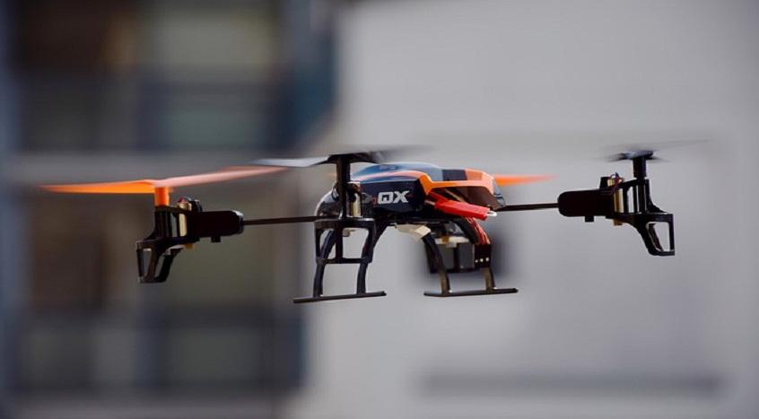 #25 Zabawki przyszłości -Quadcoptery !