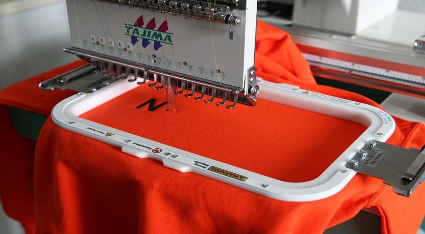 #41 Pomysł na biznes -haftowanie maszynowe