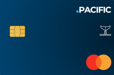 karta debetowa z wtórnego plastiku